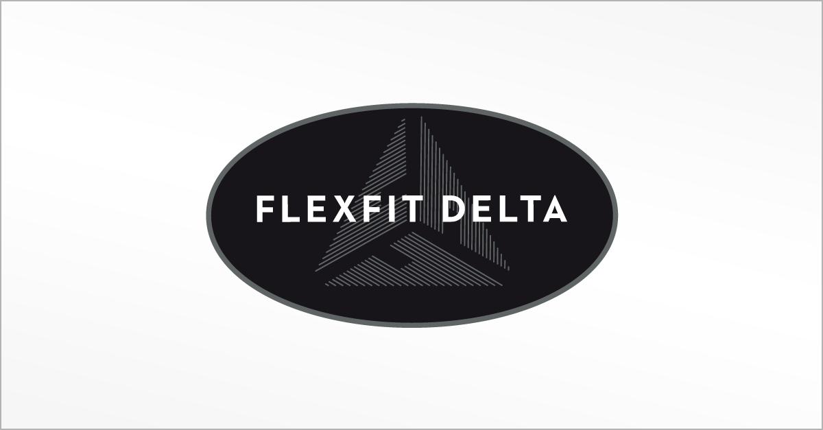 YUPOONG FLEXFIT DELTA CAP