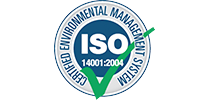 logo ISO 14001 200x100px
